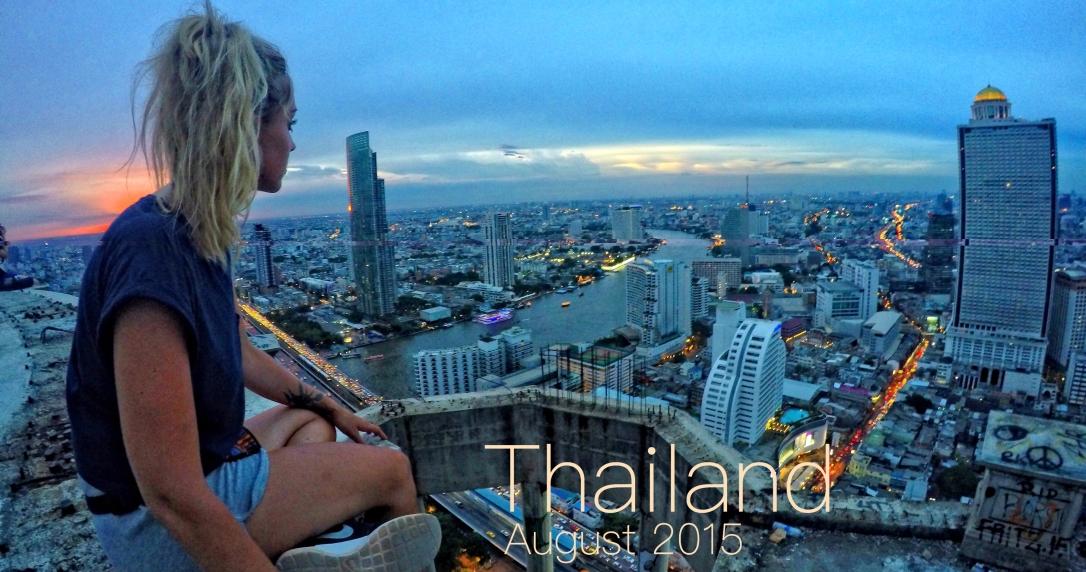 Top backpacker tips exploring Thailand Chiang Mai Bangkok Koh Chang Koh Tao