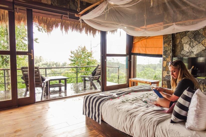 98 acres resort hotel ella sri lanka travel