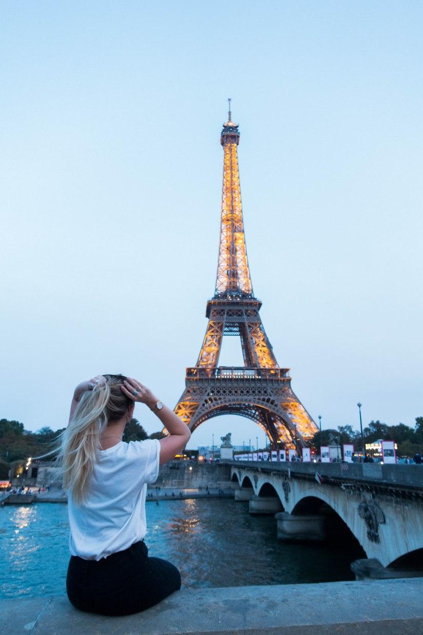 Eiffel Tower, Paros, France Travel, City Break