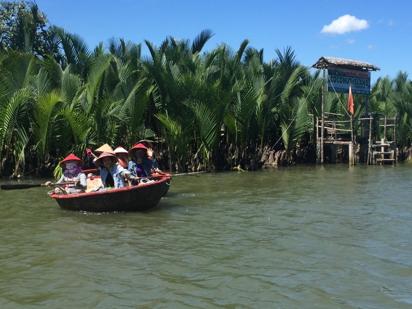 Hoi An Cooking Course Coconut Boats Hoi An