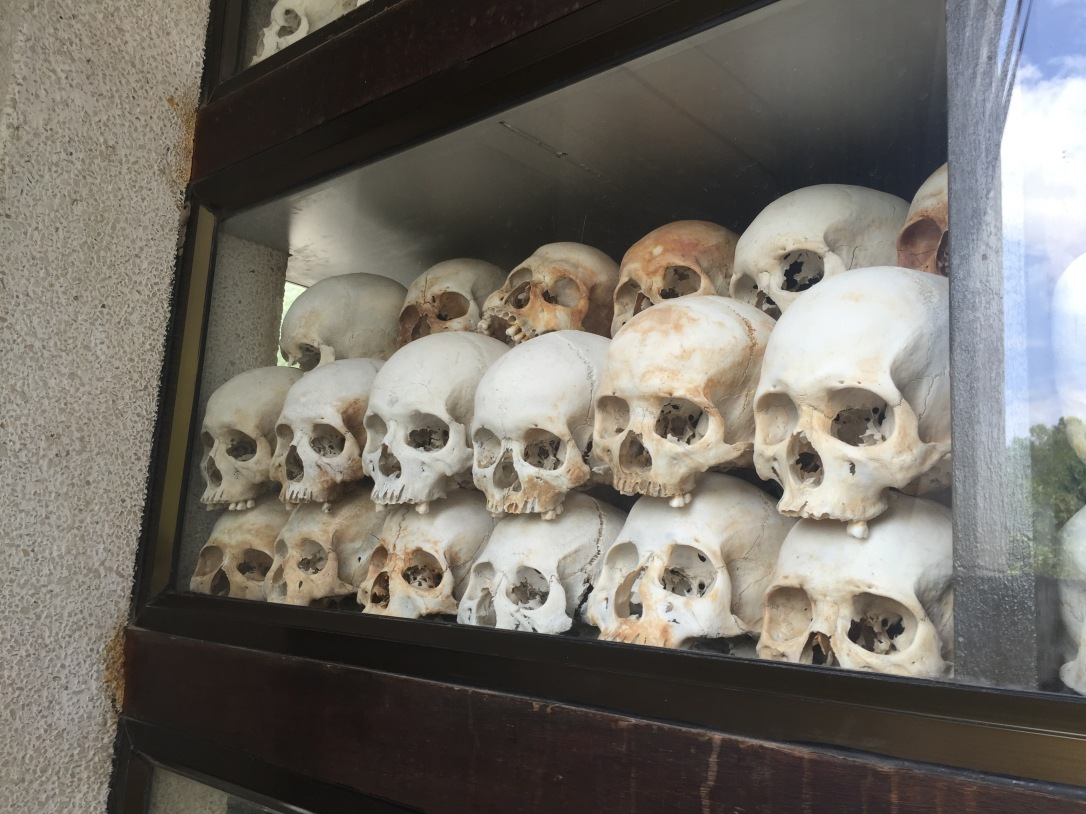 Killing Fields of Phnom Penh Cambodia