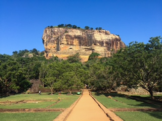 Lion Rock, Sigiriya, Sri Lanka