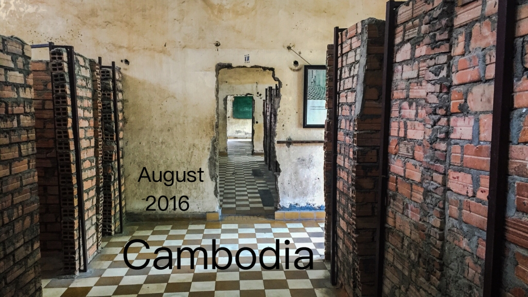 Top tips backpacking Cambodia Phnom Penh Siem Reap