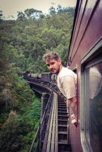 Train Journey, Ella, Nuwara Eliya, Sri Lanka