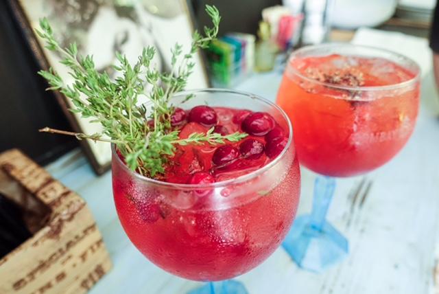 Gin and Tonic, Valletta, Malta,