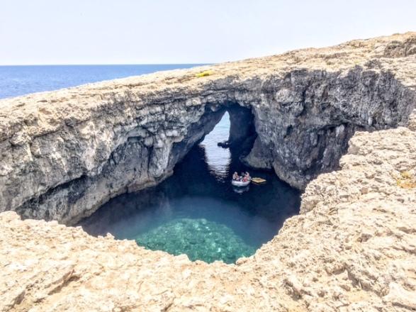 Ahrax Lagoon, Malta, Mystical, Exploring