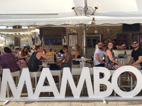 Cafe Mambo, Ibiza, Island, Sunset, Beautiful