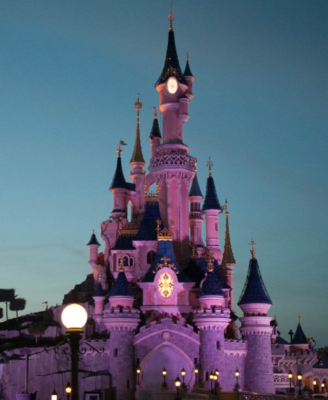 Disneyland, Paris, Light Show, Spectacular, Fireworks, Magical