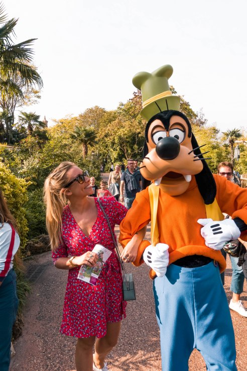 Goofy, Character, Disneyland, Paris, Meet the Characters