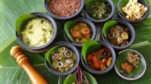 Sri Lanka, Food, Yummy, Variety, Curry, Dahl, Cucumber, Rice