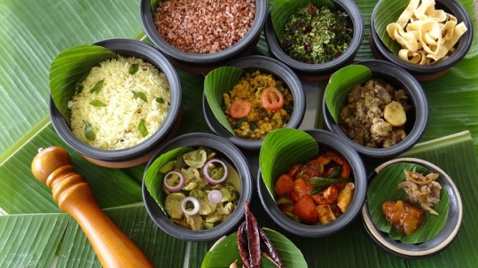 Sri Lanka, Food, Yummy, Variety, Curry, Dahl, Cucumber, Rice