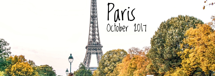 Paris, Eiffel Tower, Love, City, Autumn, October