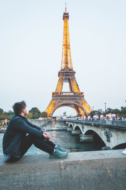 Eiffel Tower, Paris, City, View, Stunning