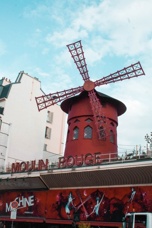 Mouling Rouge, Paris, Club, Windmill