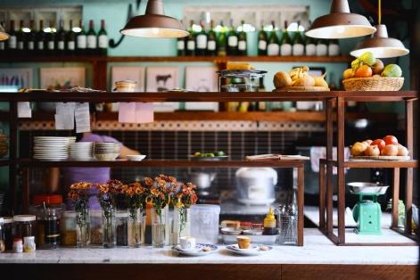 Restaurant, Hoi An, Old, Town Vietnam