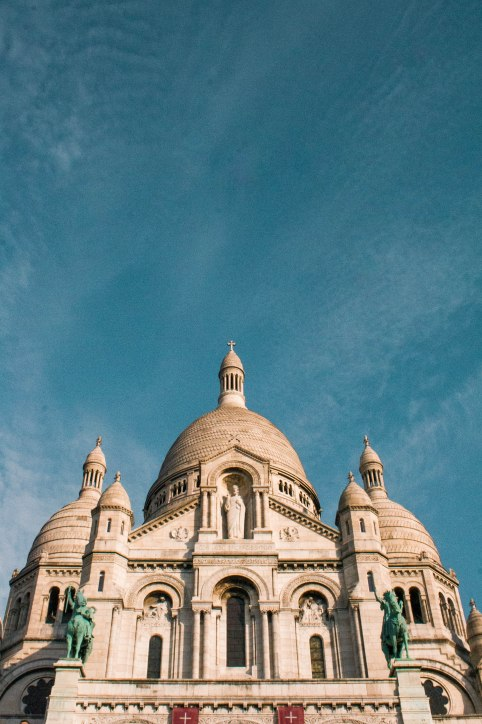 Paris, City, Catherdral, Church, Religious, Architecture