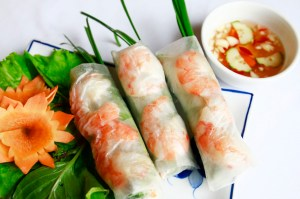 Vietnam, Food, Spring Rolls, Asia, Yummy, top five restaurants