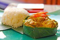 Amok, Cambodia, Asia, Yummy, Food
