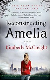 Kimberly McCreight, Book of the month, Salt and coconuts