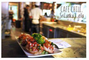 Restaurant, Ella, Sri Lanka, Bar, Chillout