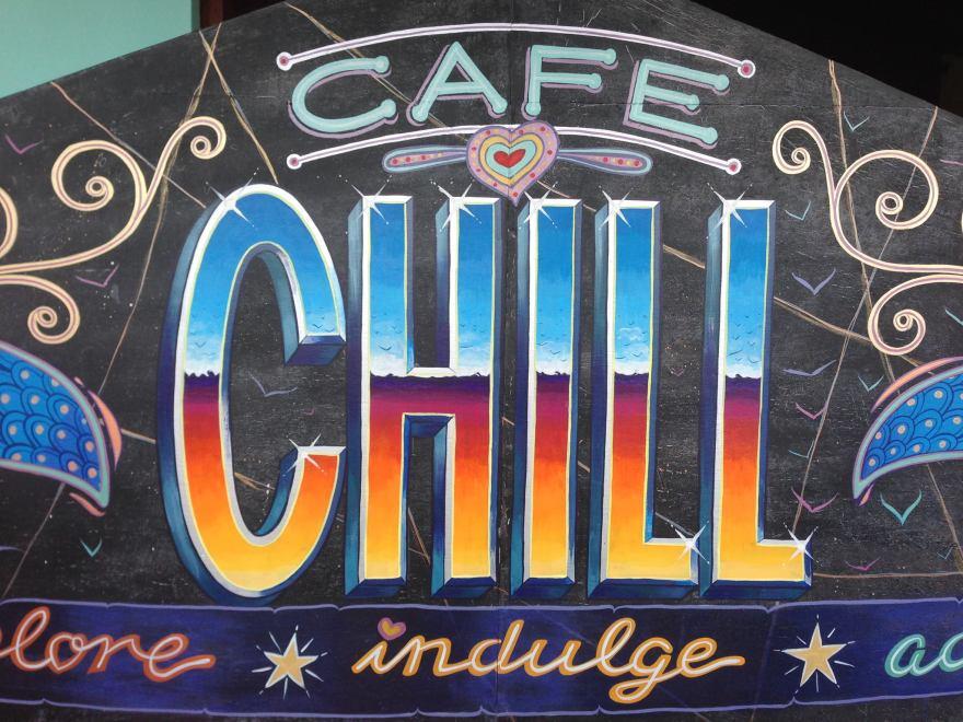 Chill Bar, Ella, Sri Lanka,