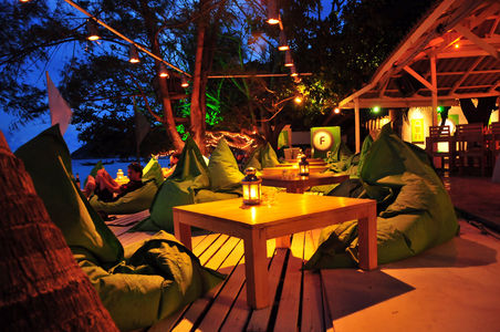 Koh Tao, Bar, Chill-out, Sairee Beach, Thailand