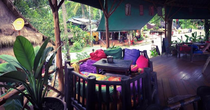 Bar, Chill, Restaurant, Koh Chang, Thailand, Relaxing