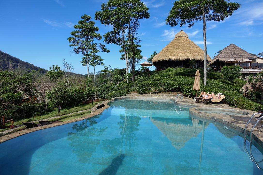 98 acres resort, Ella, Sri Lanka, swimming Pool, Beautiful
