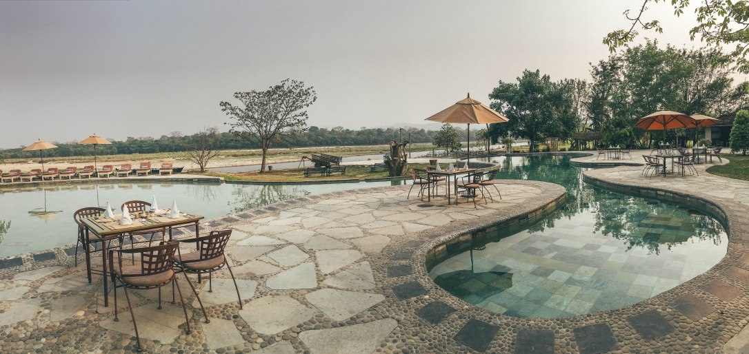Nepal, Luxury Hotel, Chitwan, Wildlife, Eco-friendly