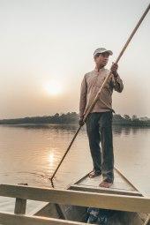 Boat Safari, Chitwan National Park, Nepal, Barahi Jungle Lodge