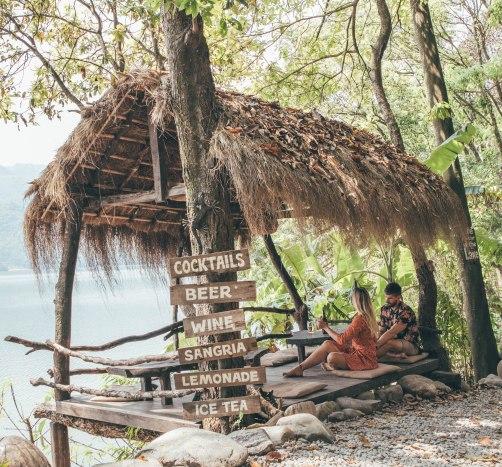 Chill Bar, Pokhara, Nepal, Lakeside, Relax, Unwind