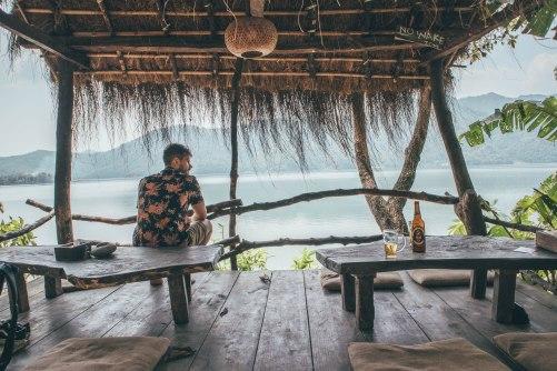 Crazy Gecko Bar, Pokhara, Lakeside, Chill, Relax, Sticks, Huts