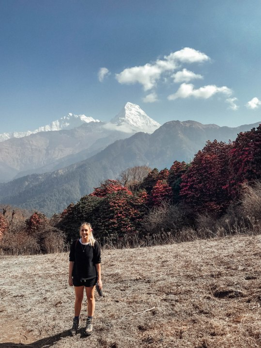 Salt and Coconuts, Mountains, Views, Nepal, Trek, Poon Hill