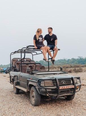 Jeep Sarafi, Barahi Jungle Lodge, Chitwan, National Park