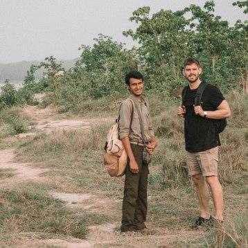 Naturist, Barahi Jungle Lodge, Nepal, Activities, Breakfast with elephants