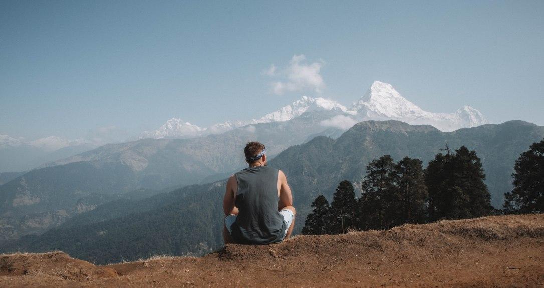 Ghorepani, Poonhill, Trek, Mountain, Nepal, Views, Landscape, Beautiful