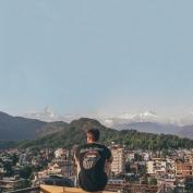 Pokhara, Mountains,