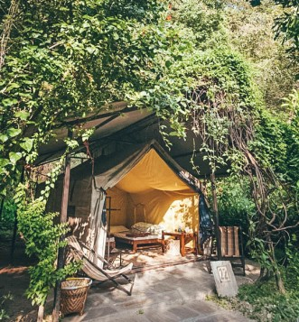 Luxury Tent, Yurt, Adventure, Activities, Bunjee Jumping