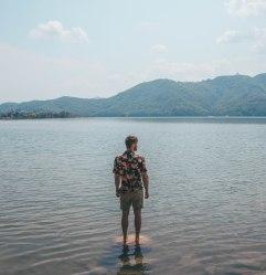 Lakeside, Pokhara, Lake, Nepal, View, Mountains, Salt and Coconuts