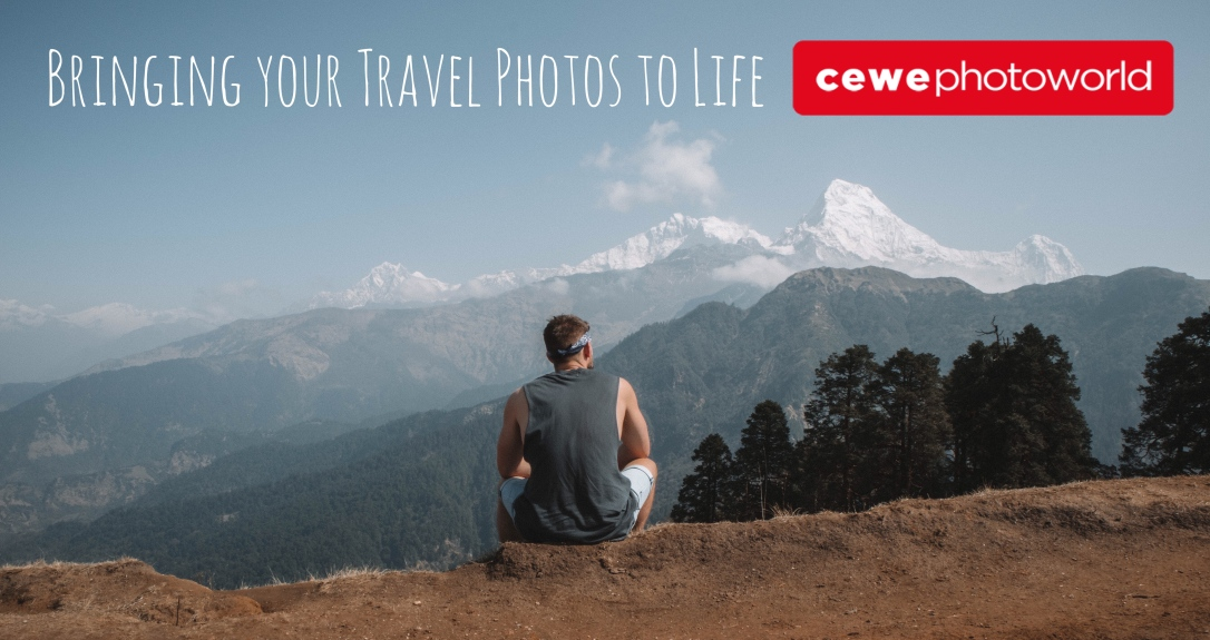CEWE Photobook, Salt and Coconuts, Nepal, collaboration, Travel Tips, Photo, Book