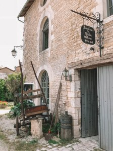 Salt and Coconuts, Le Moulin De Vertu, France, quaint, Village