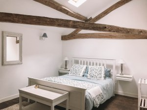 Limalonges, France, Villa, Wooden Beams, Relaxing