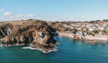 Coastline, Stunning, Peaceful, Salt and Coconuts, Drone, DJIO, Mavic Air