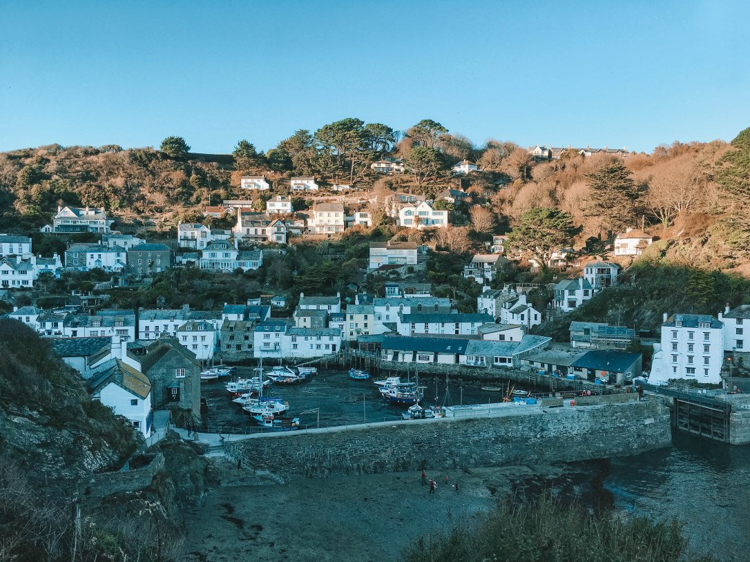 Salt and Coconuts, Fowey to Polperro, hike,