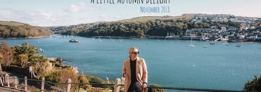 Fowey, Cornwall, Travel, Salt and Coconuts, Exploring, Uk Holiday, Autumn, Sea, Sky, Chilling, Relaxing, Beautiful, Town, Perfect getaway