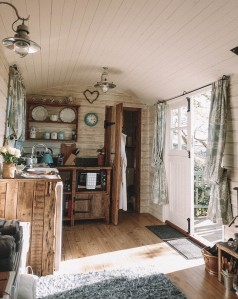 Cornwall, Uk, Shepherd's Hut, Cosy, Beautiful, Cool, Vintage, Old English