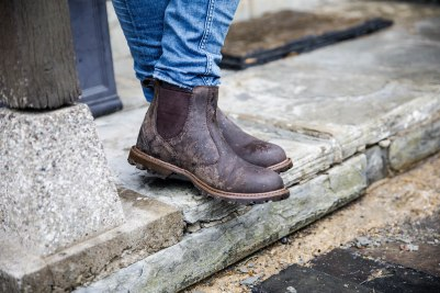 Find Louis, Muck Boot, Photoshoot, The Cotswolds, Chelsea Boot, Cool, Leather, Comfortable, Durable, Salt and Coconuts