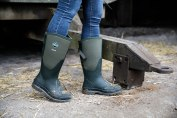 Salt and Coconuts, The Original Muck Boot Company, Photoshoot, The Cotswolds,