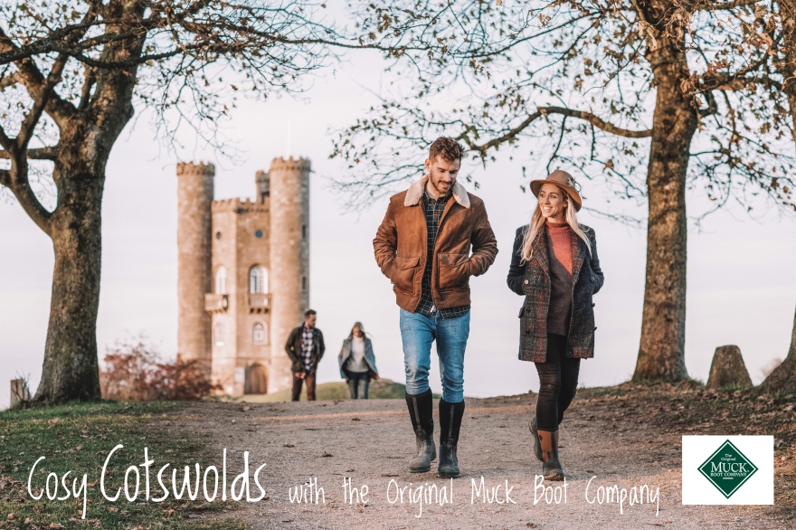 Cotswolds, Travel, Couple, Muck Boot Company, Collaboration, Holliday, Photoshoot, Models, UK