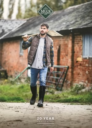 find Louis, Salt and Coconuts, The Original Muck Boot Company, Photoshoot, Collaboration, Model